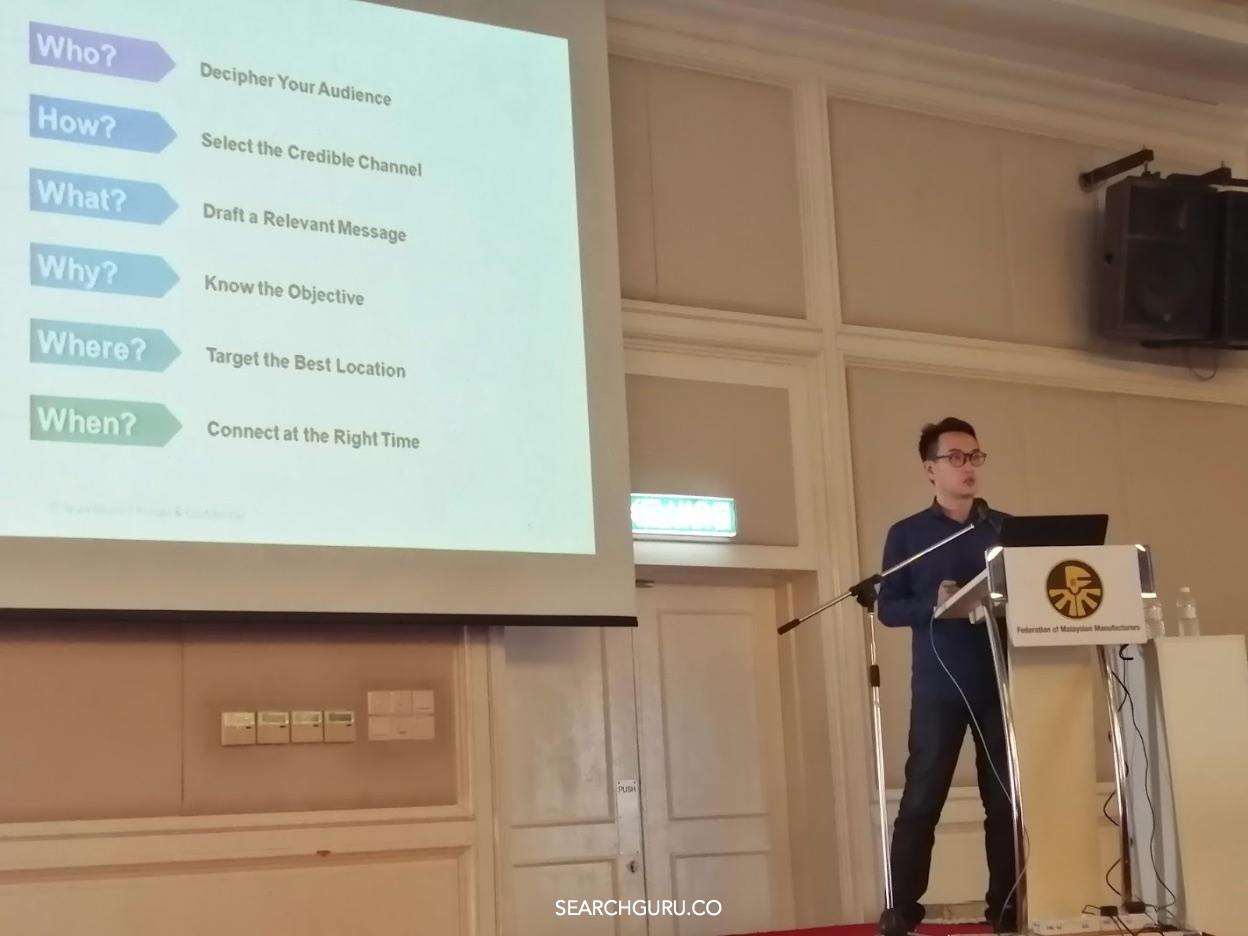 SearchGuru SEO Manager Robin Chan