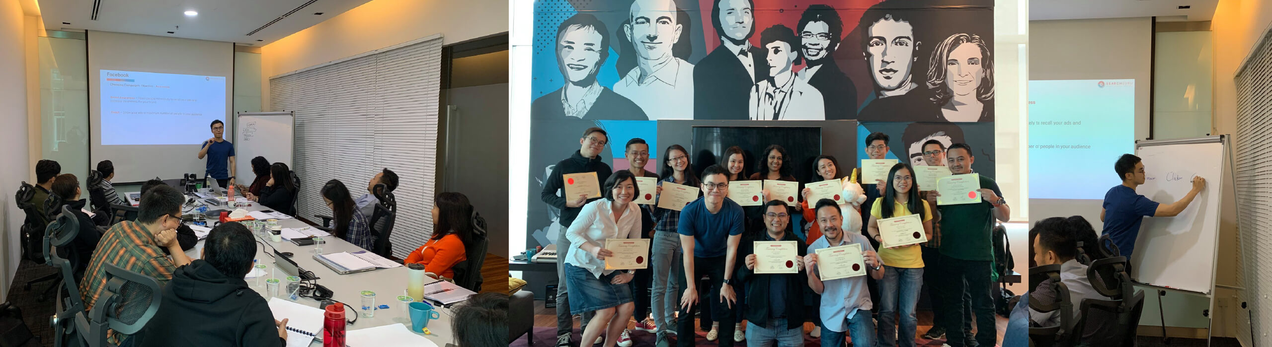 Our participants from The Star have levelled up their digital marketing game with our in-house training. Way to go!